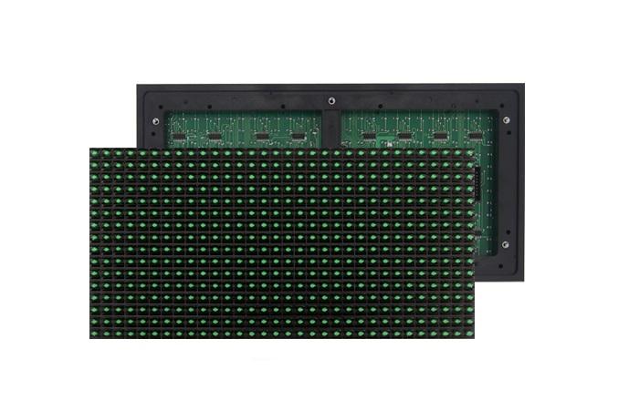 P10 Led Outdoor Display Panel Green Leetechbd